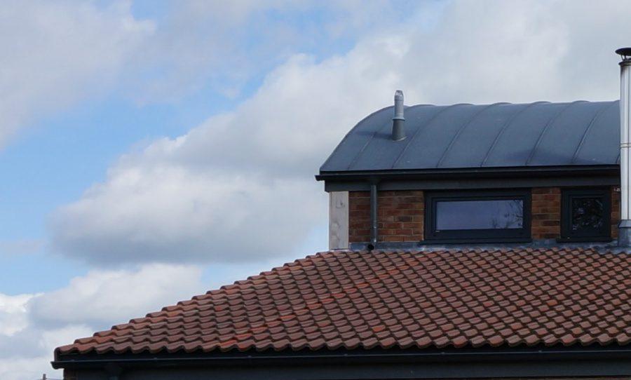 Dutch Barn conversion in High Ham
