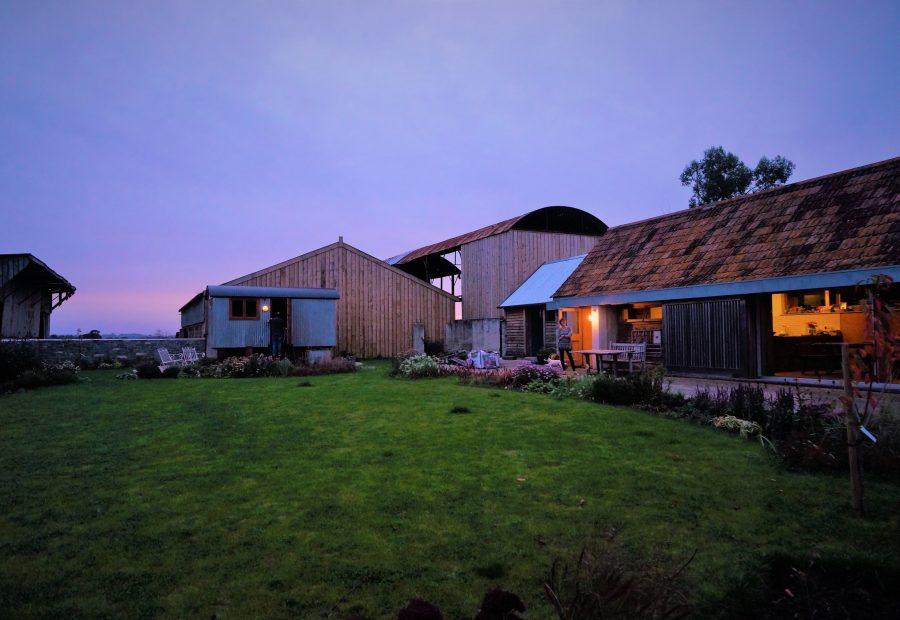 converted farm building