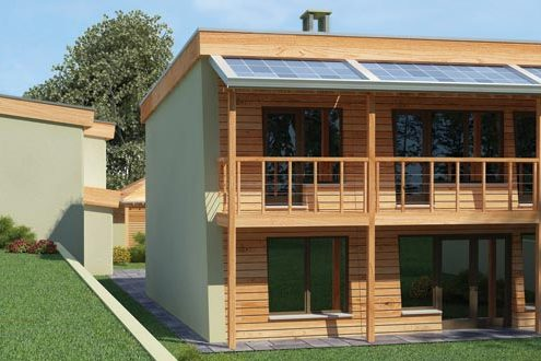 Eco Homes Development