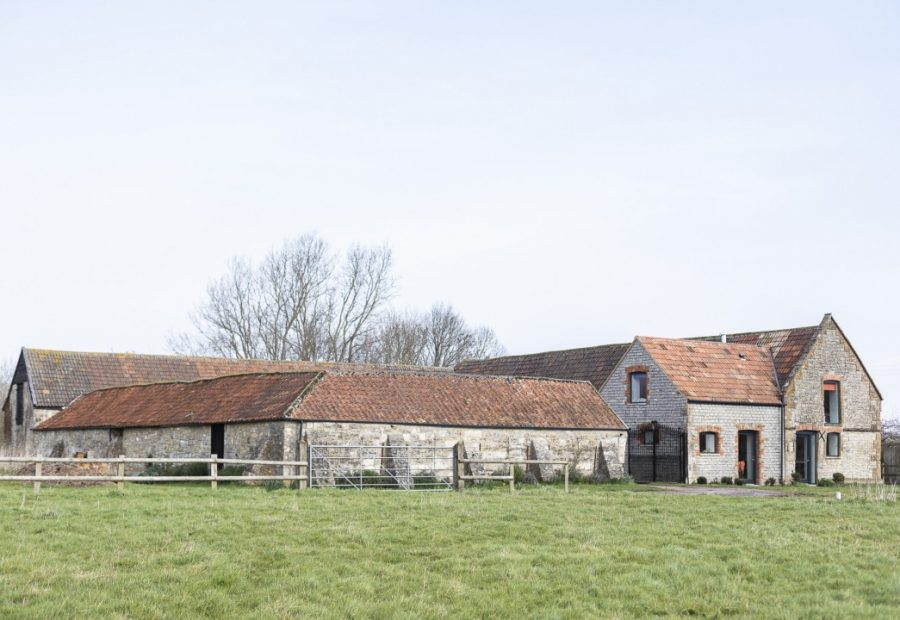 Listed Barn Conversion. Photographs courtesy of ©Bill Bradshaw