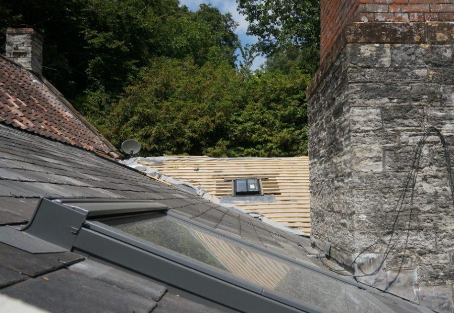 Historic Mill refurbishment